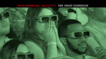 Paranormal Activity: The Ghost Dimension - Alternate Trailer 13