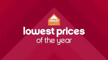 Ashley Furniture Homestore TV Spot, 'Sofas and Beds' - 16 commercial airings
