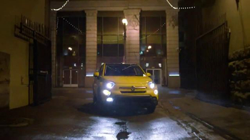 2016 FIAT 500X TV Spot, 'Own Your Freedom' Song by Pharrell Williams - Thumbnail 2