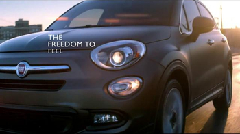 2016 FIAT 500X TV Spot, 'Own Your Freedom' Song by Pharrell Williams - Thumbnail 3