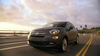 2016 FIAT 500X TV Spot, 'Own Your Freedom' Song by Pharrell Williams - Thumbnail 6