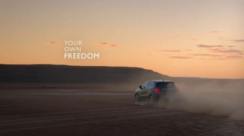 2016 FIAT 500X TV Spot, 'Own Your Freedom' Song by Pharrell Williams - Thumbnail 7