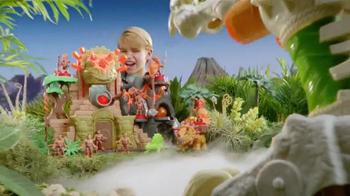 Imaginext Ultra T-Rex TV Spot, 'Disney Junior: Imagination' - Thumbnail 3