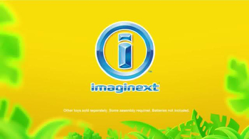 Imaginext Ultra T-Rex TV Spot, 'Disney Junior: Imagination' - Thumbnail 8