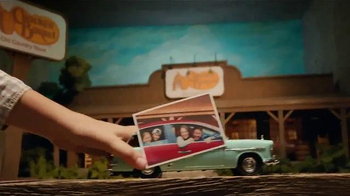 Cracker Barrel Old Country Store and Restaurant TV Spot, 'Pictures' - Thumbnail 1