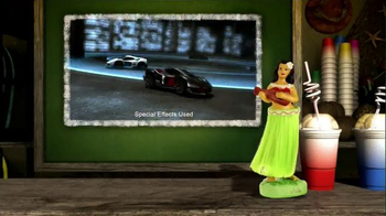 R.E.V. Robotic Enhanced Vehicles TV Spot, 'Hula Girl' - Thumbnail 6