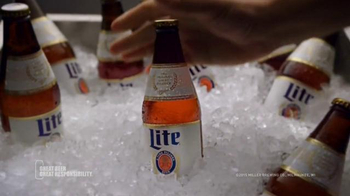 Miller Lite TV Spot, 'Welcome Home' Song by STS, RJD2 - Thumbnail 5