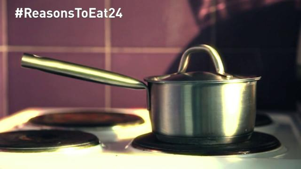 EAT24 TV Commercial, 'Haunted Kitchen'
