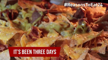 EAT24 TV Spot, 'More Nachos' - Thumbnail 3