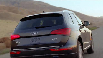 2016 Audi Q5 TV Spot, 'Make a Statement' - 105 commercial airings