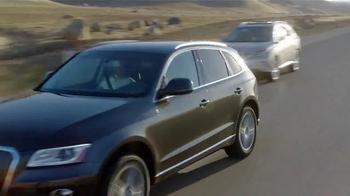 2016 Audi Q5 TV Spot, 'Make a Statement' - Thumbnail 6