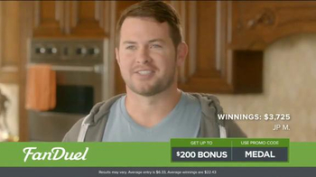 FanDuel One-Week Fantasy Football Leagues TV Spot, 'Win Big' - Thumbnail 6