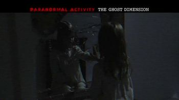 Paranormal Activity: The Ghost Dimension - Alternate Trailer 10