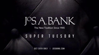 JoS. A. Bank Super Tuesday TV Spot, 'Huge Suit and Outerwear Selection' - Thumbnail 4