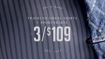JoS. A. Bank Super Tuesday TV Spot, 'Huge Suit and Outerwear Selection' - Thumbnail 3