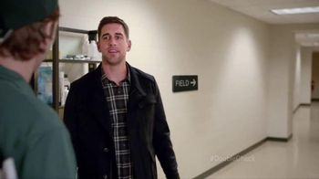 State Farm Discount Double Check TV Spot, 'Throwback' Feat. Aaron Rodgers - 1215 commercial airings