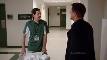 State Farm Discount Double Check TV Spot, 'Throwback' Feat. Aaron Rodgers - Thumbnail 3