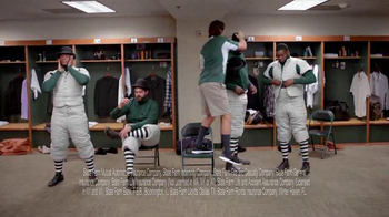 State Farm Discount Double Check TV Spot, 'Throwback' Feat. Aaron Rodgers - Thumbnail 4
