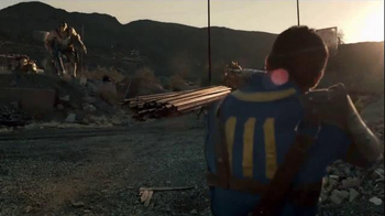 Fallout 4 TV Spot, 'The Wanderer Trailer' Song by Dion - Thumbnail 6