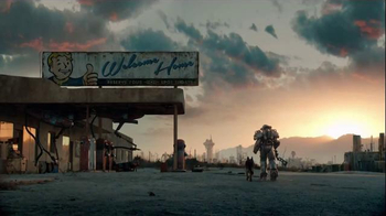 Fallout 4 TV Spot, 'The Wanderer Trailer' Song by Dion