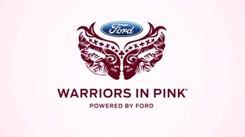 Ford Warriors in Pink TV Spot, 'The Good Wife' Featuring Christine Baranski - Thumbnail 3