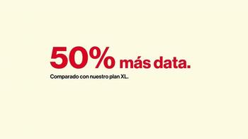 Verizon XXL Plan TV Spot, 'Nuevo y simple plan' [Spanish] - Thumbnail 5