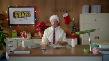 Ebates TV Spot, 'Check Writer: Eggnog' - Thumbnail 1