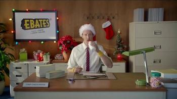 Ebates TV Spot, 'Check Writer: Eggnog' - Thumbnail 4