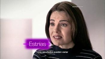 Cicatricure Gel TV Spot, 'Estrías reducidas' [Spanish]
