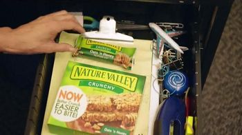 Nature Valley Crunchy Bar TV Spot, 'Easier to Bite' Song by The Damned - Thumbnail 5