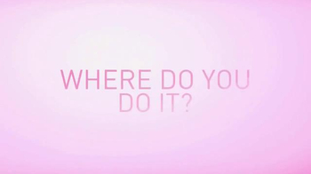 BET Goes Pink TV Spot, 'Where Do You Do It?' - Thumbnail 1