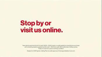Verizon Simple Plan TV Spot, 'XXL Plan' - Thumbnail 6