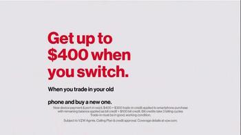 Verizon Simple Plan TV Spot, 'XXL Plan' - Thumbnail 5