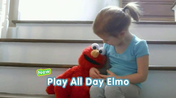 Playskool Sesame Street Play All Day Elmo TV Spot, 'Lily' - Thumbnail 3