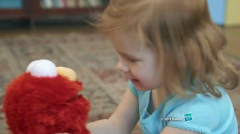 Playskool Sesame Street Play All Day Elmo TV Spot, 'Lily' - Thumbnail 7