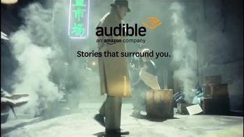 Audible.com TV Spot, 'Stories That Surround You' - Thumbnail 5