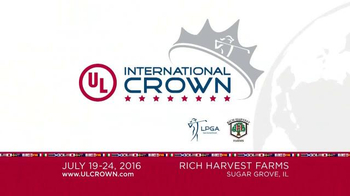 LPGA 2016 UL International Crown TV Spot, 'Best Golfing Country' - Thumbnail 5