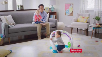 Fisher Price Bright Beats Smart Touch TV Spot, 'Light Up Their Curiosity' - Thumbnail 1