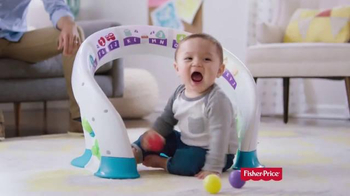 Fisher Price Bright Beats Smart Touch TV Spot, 'Light Up Their Curiosity' - Thumbnail 3