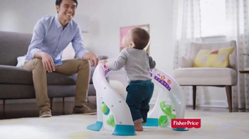 Fisher Price Bright Beats Smart Touch TV Spot, 'Light Up Their Curiosity' - Thumbnail 5