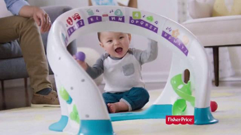Fisher Price Bright Beats Smart Touch TV Spot, 'Light Up Their Curiosity' - Thumbnail 6