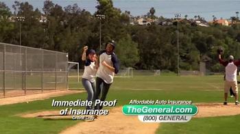The General TV Spot, 'Batter Up' - Thumbnail 7