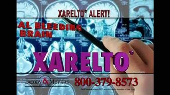 Jacoby & Meyers TV Spot, 'Xarelto Alert'