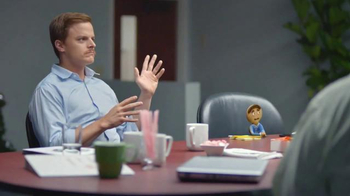 Coffee-Mate TV Spot, 'Gingerbread Joel Makes an Awkward First Impression' - Thumbnail 4