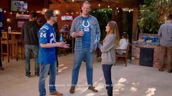 Bud Light TV Spot, 'NFL Coin Toss' - 110 commercial airings