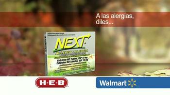 Next TV Spot, 'Alergias estacionales' [Spanish] - Thumbnail 7