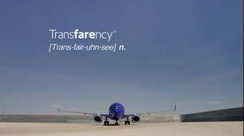 Southwest Airlines TV Spot, 'Transfarency Defined' - Thumbnail 2