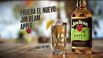 Jim Beam Apple TV Spot, 'Refrescante' [Spanish] - Thumbnail 8