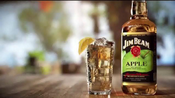 Jim Beam Apple TV Spot, 'Refrescante' [Spanish]