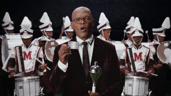 Capital One Quicksilver TV Spot, 'Marching Band' Feat. Samuel L. Jackson - Thumbnail 1